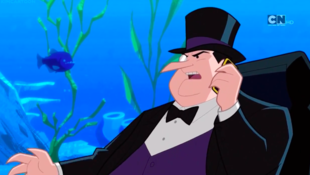 Penguin (Justice League Action)