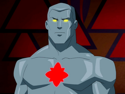 Captain Nathaniel Adams(Captain Atom) (Earth-16)