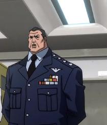 General Sam Lane (Flashpoint Paradox)