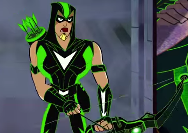 Oliver Queen(Green Arrow) (DC Short)