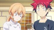 Food Wars! Shokugeki no Soma Season 3 Episode 19 1011