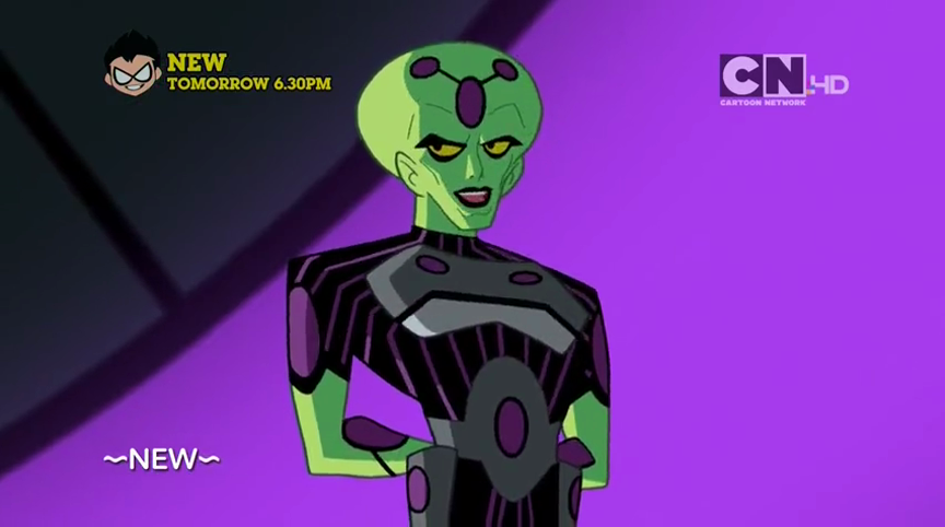 Brainiac(Justice League Action)