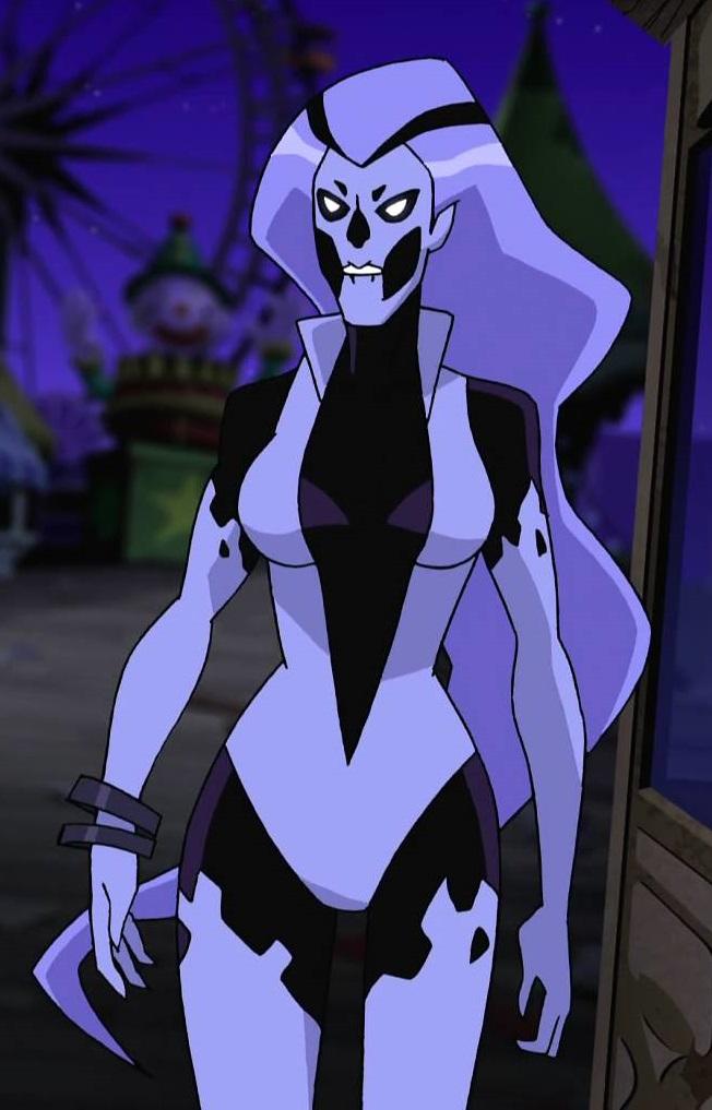 Silver Banshee (Batman Unlimited)