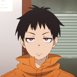 Shinra Kusakabe(The Devil)