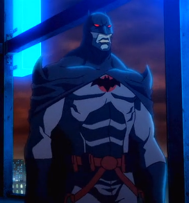 Thomas Wayne(Batman)