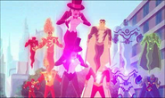 Justice League Action Women (429)
