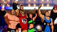 Scooby Doo Wrestlemania Myster Screenshot 2416
