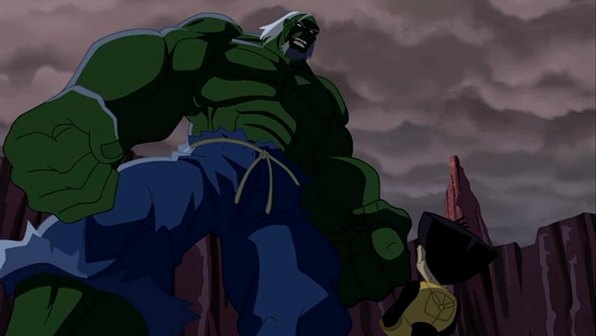 Dr. Bruce Banner(The Hulk) (Earth-555326)
