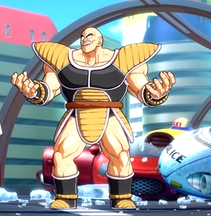 Nappa (Dragon Ball FighterZ)
