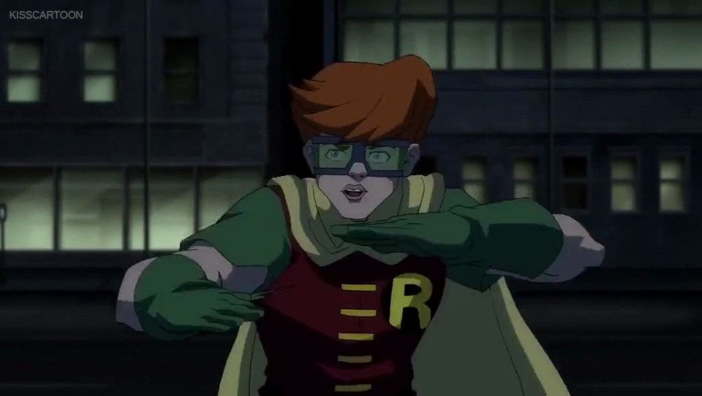 Carrie Kelly(Robin) (Earth-31)