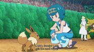 Pokemon Sun & Moon Episode 129 0817