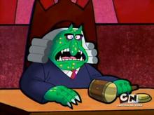 Judge Roy Spleen