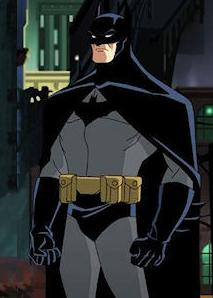 Bruce Wayne(Batman) (Batman: Under the Red Hood)