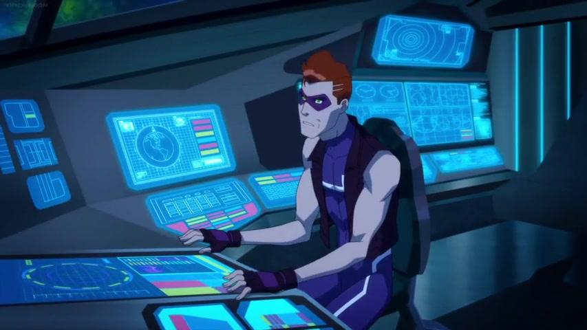 Ralph Dibny(Elongated Man) (Earth-16)