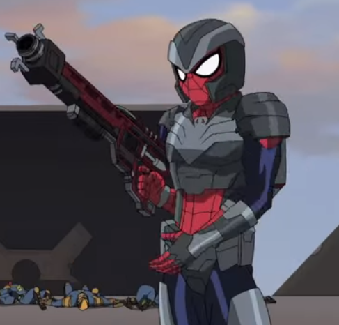 Peter Parker(Ultimate Spider-Man)
