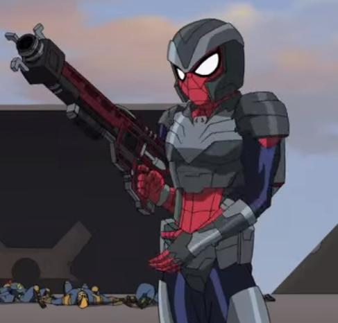 Peter Parker(Ultimate Spider-Man)