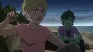 Teen Titans the Judas Contract (914)