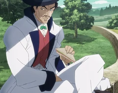 Will Anthonio Zeppeli