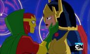 Justice League Action Women (651)