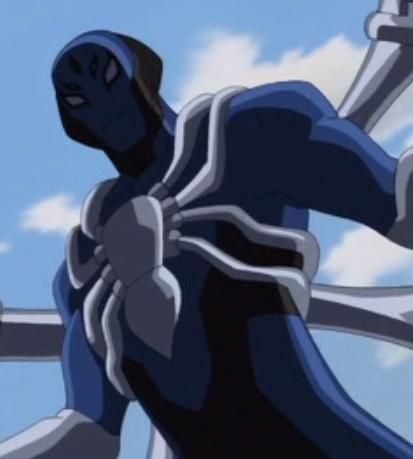 Oliver Osnick(Steel Spider)