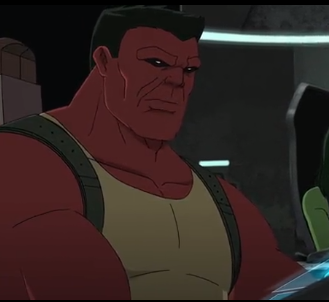 General Thunderbolt Ross(Red Hulk)