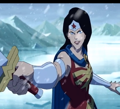 Diana Prince(Wonder Woman) (Trapped in Time)