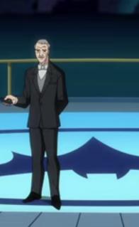 Alfred Pennyworth (Batman Unlimited: Animal Instincts)