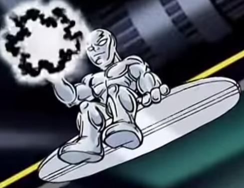 Norrin Radd(Silver Surfer/Dark Surfer)