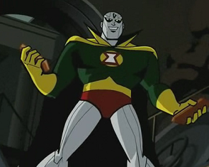 Cyrus Gold (Solomon Grundy) (Batman Unlimited)