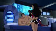 Justice League vs the Fatal Five 1208
