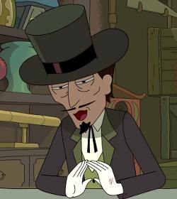 Mr. Lucius Needful(Devil)