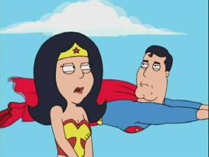 Diana Prince(Wonder Woman) (Family Guy)