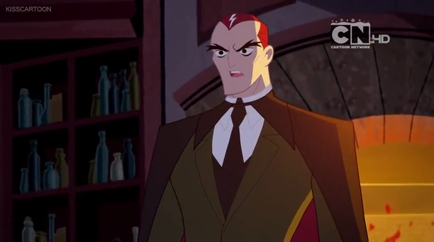 Jason Blood(Justice League Action)