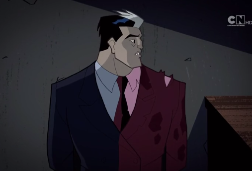 Harvey Dent(Two-Face) (Justice League Action)