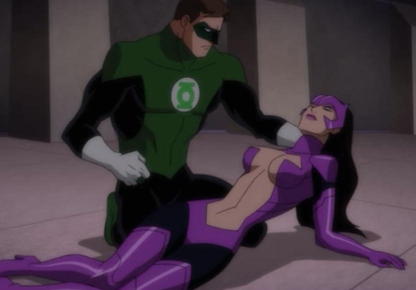 Hal Jordan (Justice League: Doom)