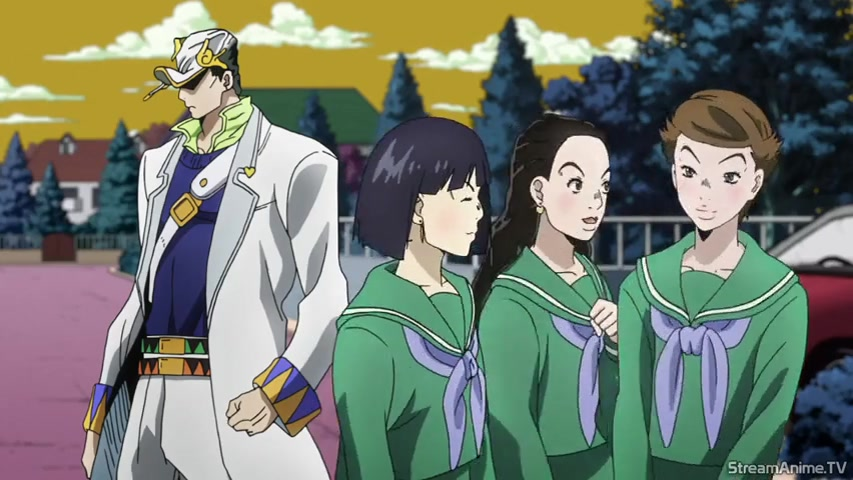 Josuke's Groupies