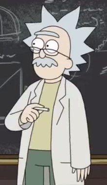 Albert Einstein(Rick and Morty)