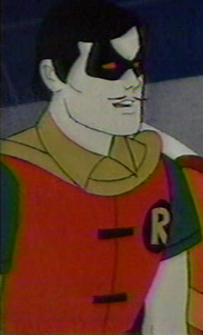 Evil Robin