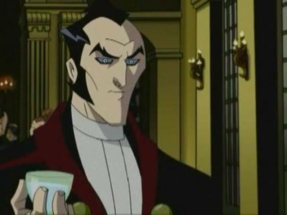 Count Dracula (The Batman)