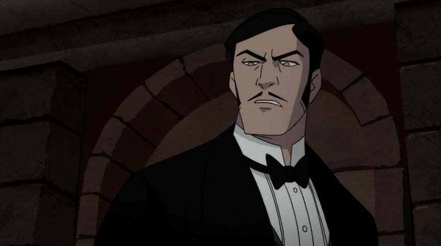 Harvey Dent(Batman: Gotham by Gaslight)