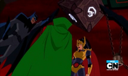 Justice League Action Women (615)