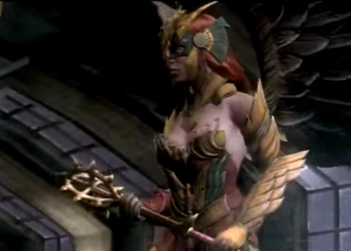 Shiera Hall(Hawkgirl) (Earth One Universe)
