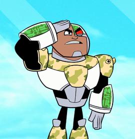 Soldier Cyborg