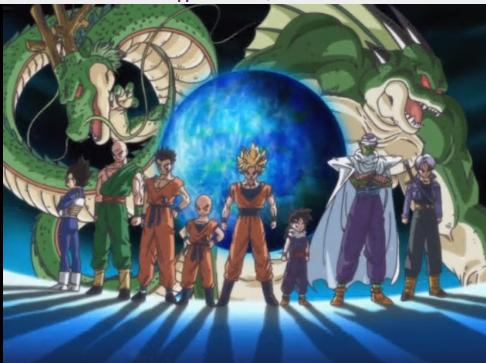 Earth(Dragonball Z Kai Timeline)