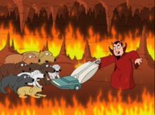 Satan(Family Guy Universe)