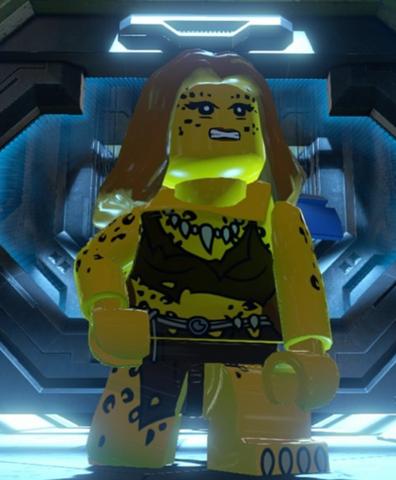 Cheetah(Lego Batman)