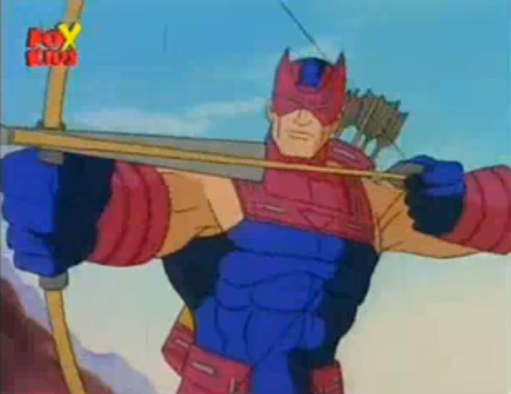 Clint Barton(Hawkeye)