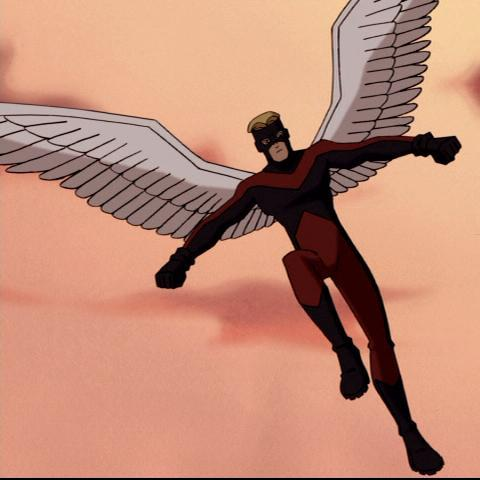 Warren Worthington III(Angel)