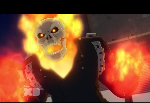 Ghost Rider(Earth-TRN123)
