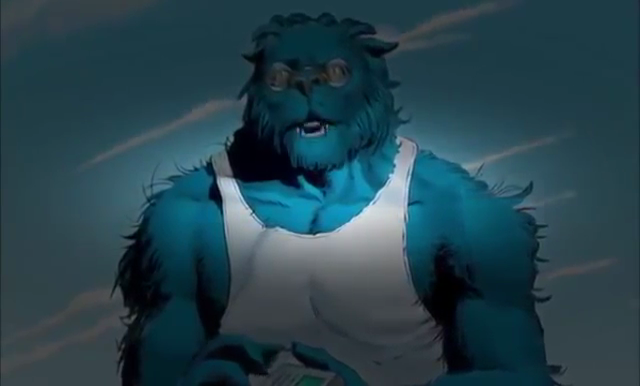 Dr. Hank McCoy(Beast) (Earth-616)